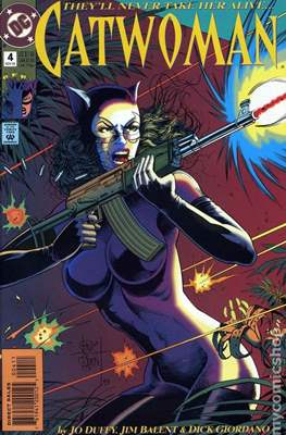 Catwoman Vol. 2 (1993) #4