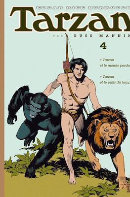 Tarzan par Russ Manning (Cartonné) #4