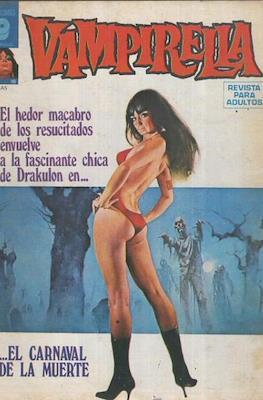 Vampirella (Revista Grapa) #16