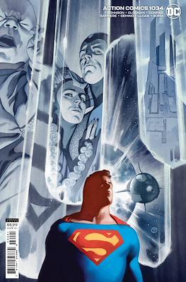 Action Comics Vol. 1 (1938-2011; 2016-... Variant Covers) #1034