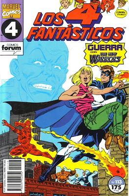 Los 4 Fantásticos Vol. 1 (1983-1994) (Grapa 36-32-24 pp) #113