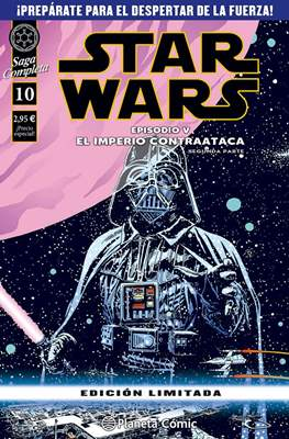 Star Wars Saga completa (Grapa 40-72 pp) #10