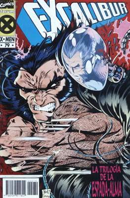 Excalibur Vol. 1 (1989-1995) (Grapa) #79