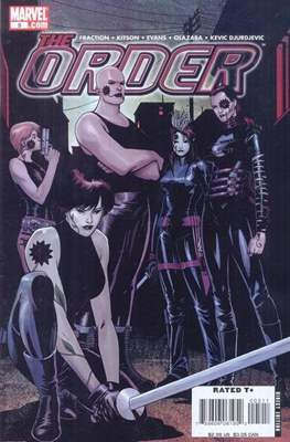 The Order Vol 2 (Comic-Book) #5