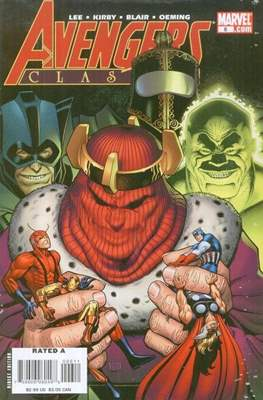 Avengers Classic (Comic Book) #6