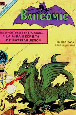 Batman - Baticomic (Rústica-grapa) #18