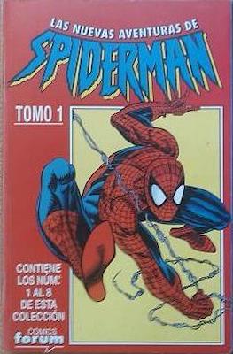 Las nuevas aventuras de Spiderman