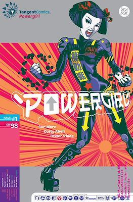 Tangent Comics: Powergirl