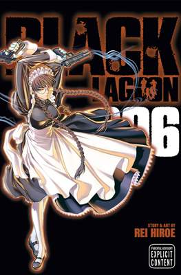 Black Lagoon (Softcover) #6
