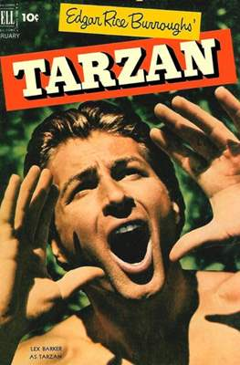 Tarzan (Comic-book) #29