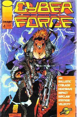 Cyberforce Vol. 1 (1994-1996) #4
