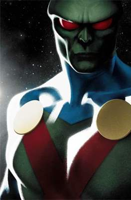 Martian Manhunter Vol. 5 (2018-...Variant Cover) (Comic Book) #4