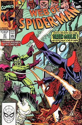 Web of Spider-Man Vol. 1 (1985-1995) (Comic-book) #67