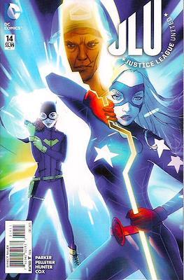 Justice League United (2014-2016) (Grapa) #14