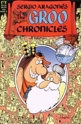 Groo The Chronicles (1989) (Grapa) #2