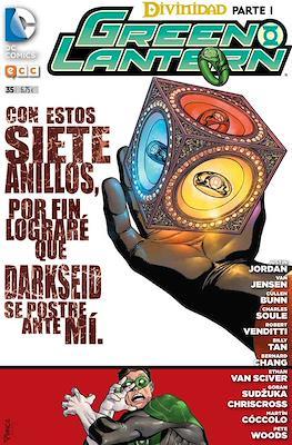 Green Lantern. Nuevo Universo DC / Hal Jordan y los Green Lantern Corps. Renacimiento #35