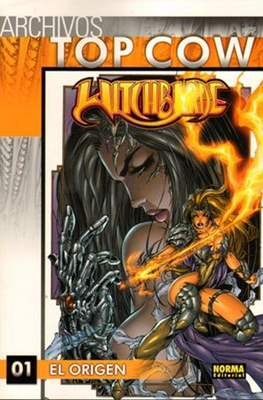 Witchblade. Archivos Top Cow
