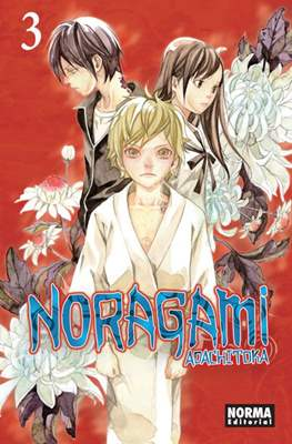 Noragami (Rústica con sobrecubierta) #3