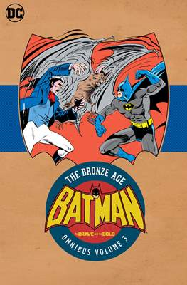 Batman: The Brave and The Bold - The Bronze Age Omnibus (Hardcover 904 pp) #3