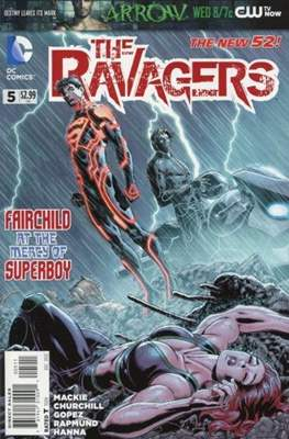 The Ravagers (Grapa) #5