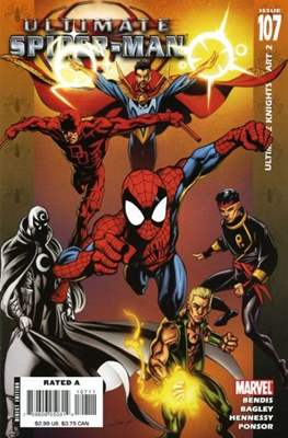 Ultimate Spider-Man (2000-2009; 2011) (Comic-Book) #107