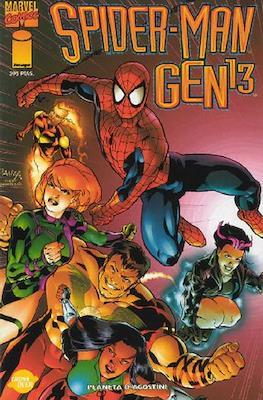 Spider-Man / Gen 13 (1997). Línea Crossover