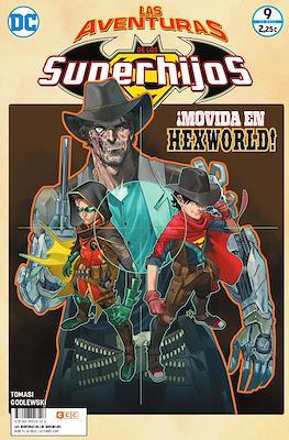 Las aventuras de los Superhijos #9