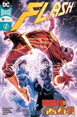 The Flash Vol. 5 (2016-2020) (Comic Book) #59