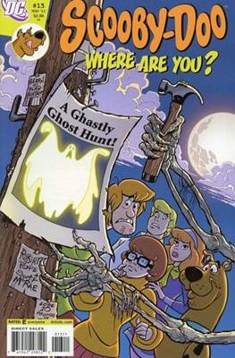 Scooby-Doo! Where Are You? (Comic Book) #13