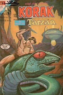 Korak, el hijo de Tarzán (Grapa 36 pp) #38