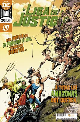 Liga de la Justicia. Nuevo Universo DC / Renacimiento #107/29