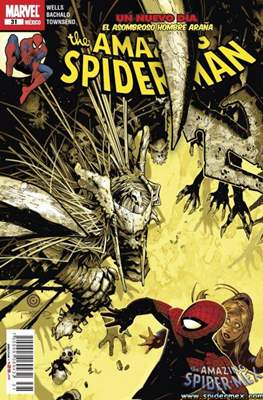 The Amazing Spider-Man (2005-2013) (Grapa) #31
