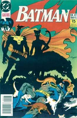 Batman (1987-1993) (Grapa) #47