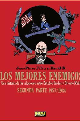 Los mejores enemigos #2