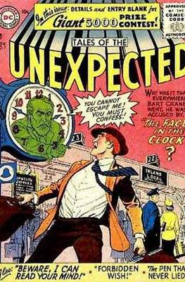 Tales of the Unexpected (1956-1968) (Comic Book) #7