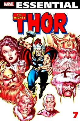 Marvel Essential: Thor (Softcover) #7