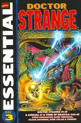 Essential Doctor Strange (Softcover) #3