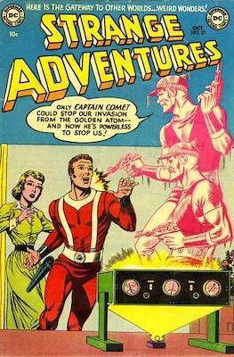 Strange Adventures (Comic Book) #37