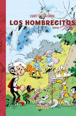 Los Hombrecitos (Cartoné 160 pp) #9