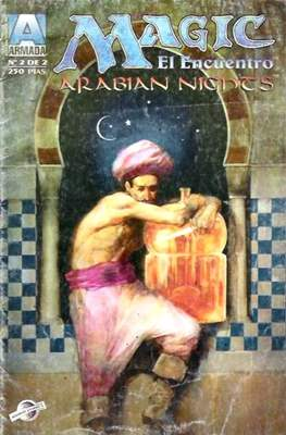 Magic El Encuentro: Arabian Nights (Grapa) #2