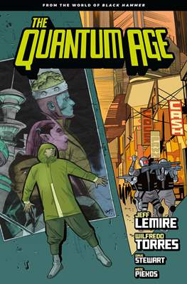 The Quantum Age - From the World of Black Hammer (Comic Book 28 pp) #1