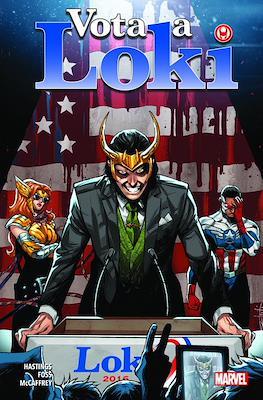 Vota a Loki (Rústica 120 pp)