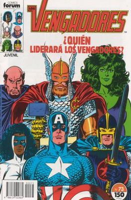 Los Vengadores Vol. 1 (1983-1994) (Grapa) #73