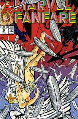 Marvel Fanfare Vol 1 #40