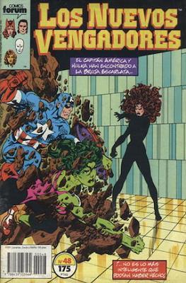 Los Nuevos Vengadores Vol. 1 (1987-1994) (Grapa 32 pp) #48