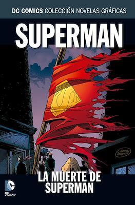 DC Comics Novelas Gráficas (El Mundo-Marca) (Cartoné) #18