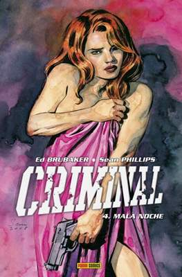 Criminal (Cartoné) #4