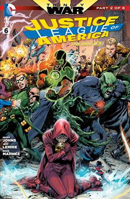 Justice League of America (2013-2014) (Digital) #6