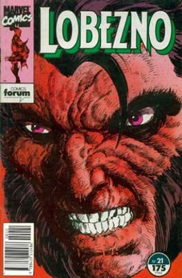 Lobezno vol. 1 (1989-1995) (Grapa) #21