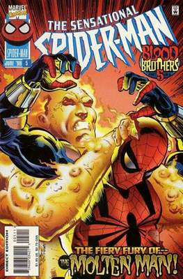 The Sensational Spider-Man (1996-1998) (Comic Book) #5